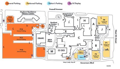 csait program maps mohawk college ignite news summer parking pains