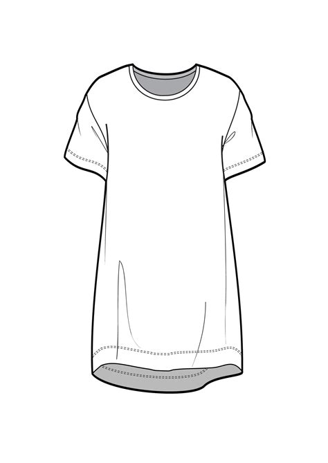 Sketches T Shirts by T Shirt Dress Development Artwork Inspirations In 2018