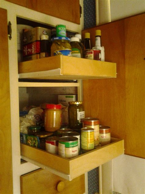 Sliding Shelves Pantry by Pulloutshelves Co