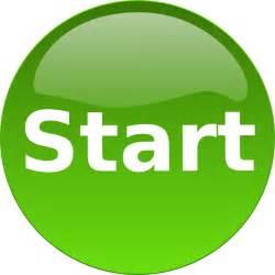 Art Startup by Another Green Start Button Clip Art At Clker Com Vector