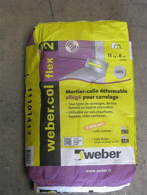 weber col flex 2 grise sac de 15kg weber colles carrelage et produits d entretien colle carrelage