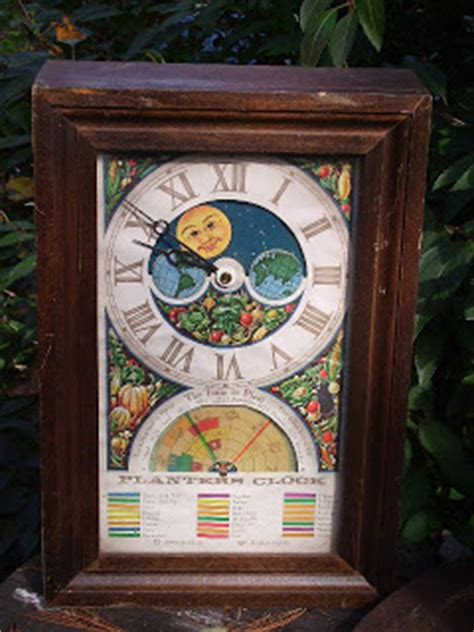 Planters Clock by Buy Pasts Collectibles Vintage Planters Clock