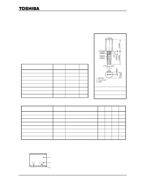 a1013y transistor datasheet a1013 datasheet 2sa1013