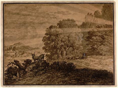 Landscape Genre Definition Watercolours 1750 1900 The Landscape Genre