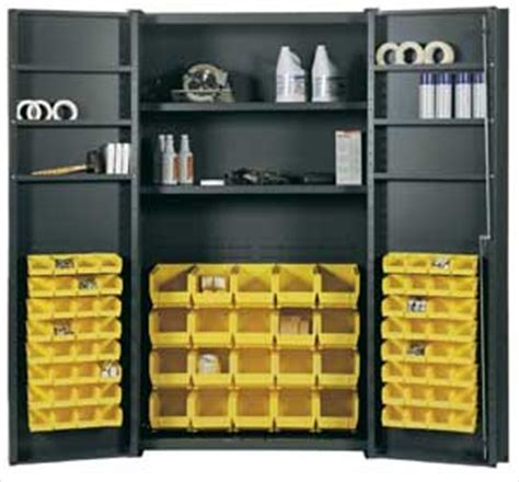 Industrial Cabinets   Heavy Duty Storage Cabinets (Metal