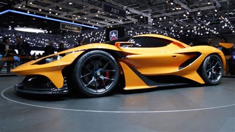 Highest Horsepower Car In The World by The Most Powerful Cars In The World Came To The 2016