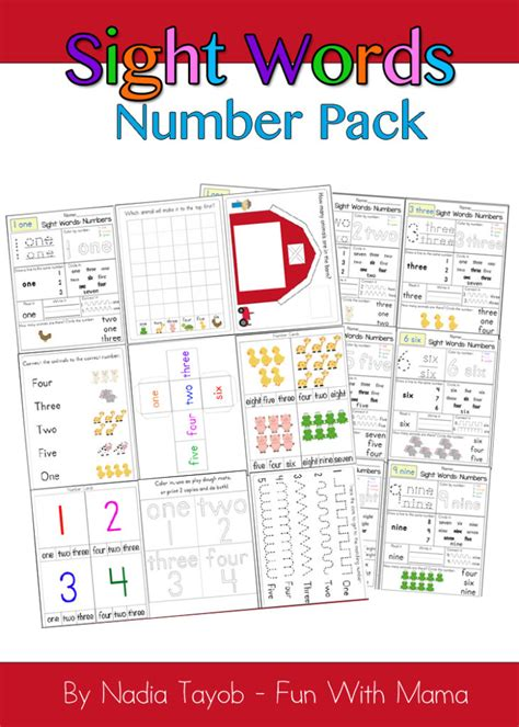 teach your 100 words learn dolch sight words with printable read build write mats