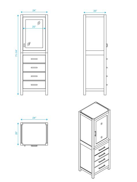 Linen Closet Size by 61 Quot Sheffield Single Bath Vanity White Bathgems