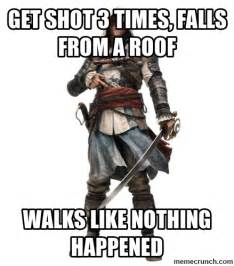 Creed Meme - assassins creed logic