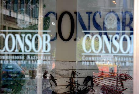 conciliazione consob consob i consumatori devono poter interrompere l