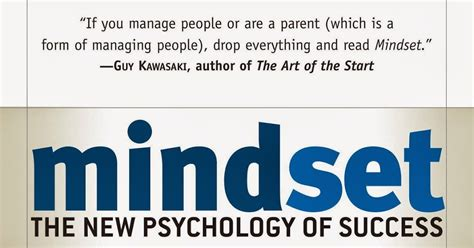 mindset the new psychology of success a common reader mindset the new psychology of success by