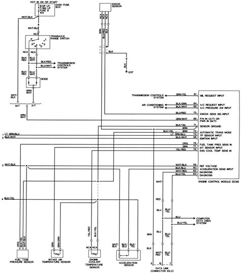 2000 hyundai tiburon wiring diagram 2000 free engine