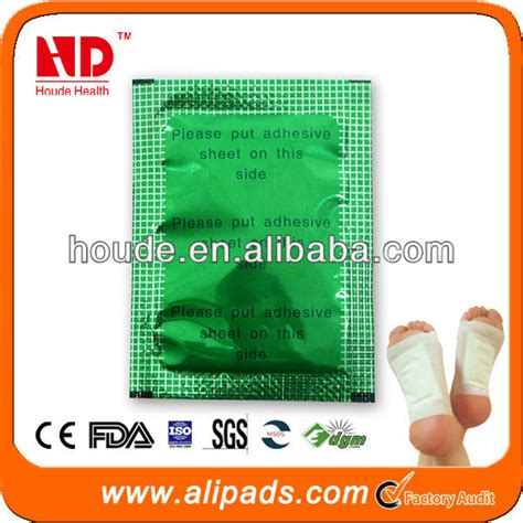 Health Med Foot Detox by Health Care Products Products Foot Detox Patches