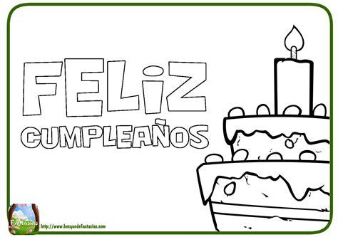 imagenes que digan feliz cumpleaños mamá para colorear 99 dibujos de feliz cumplea 209 os 174 tarjetas para colorear y