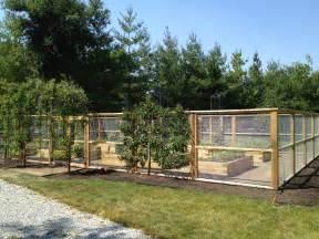 Fenced In Backyard Garden Fences Dirt Simple