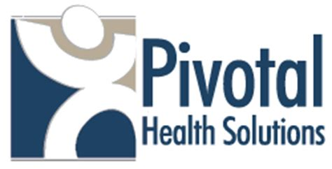 contact us pivotal health solutions