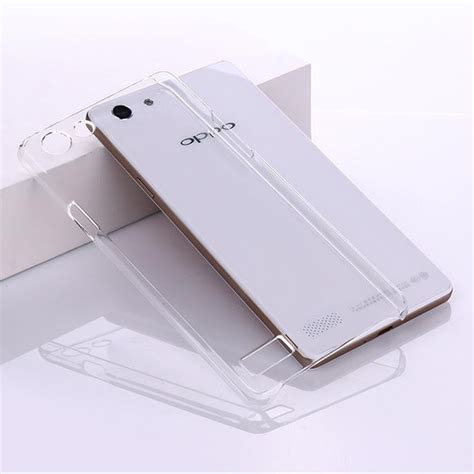 hardcase motomo oppo neo7 a33 for oppo neo7 a33 clear transparent diy back