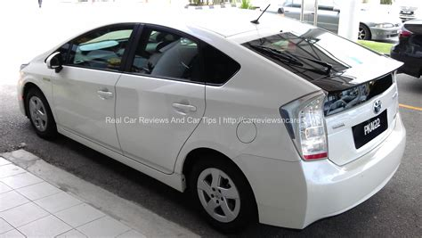 Luxury Toyota Toyota Prius Luxury Side View Carreviewsncare