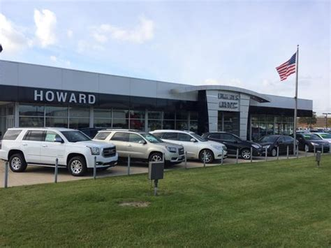 howard buick gmc howard buick gmc elmhurst il 60126 1408 car dealership