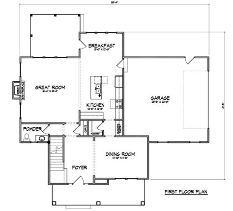 alexis floor plan abt custom homes
