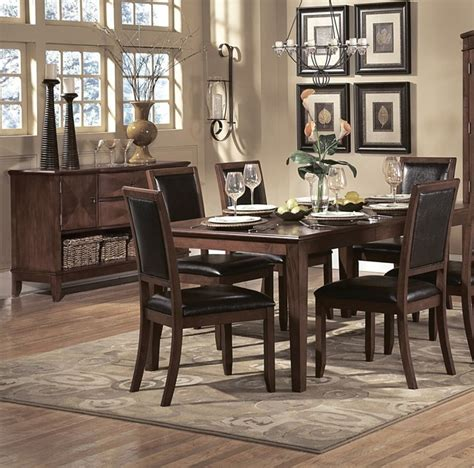 10 piece dining room set homelegance avalon 10 piece rectangular dining room set in