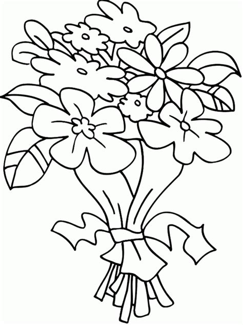 coloring pages of jasmine flower jasmine flower coloring pages coloring home
