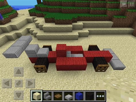 minecraft car that minecraft race car bed pixshark com images