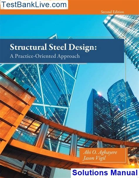 How To Download The Solutions Manual For Structural Steel
