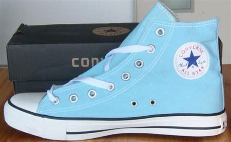 light blue high tops shoes high top converse converse baby blue light blue