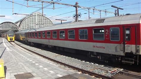 City Line Sleeper by Inside Citynightline Praha Hl N Amsterdam Centraal
