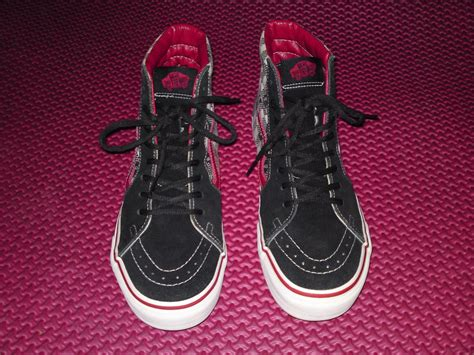 Harga Kasut Vans one x center bundle kasut vans hi cut sold