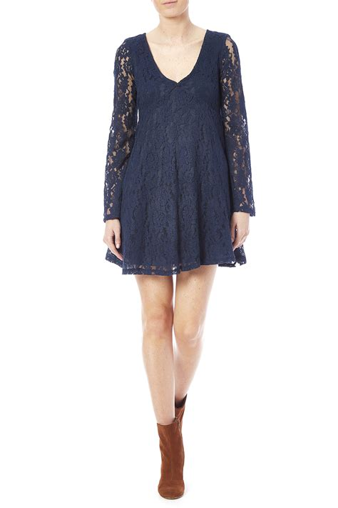 Bell Sleeve Lace Dress others follow bell sleeve lace dress from colorado by opal