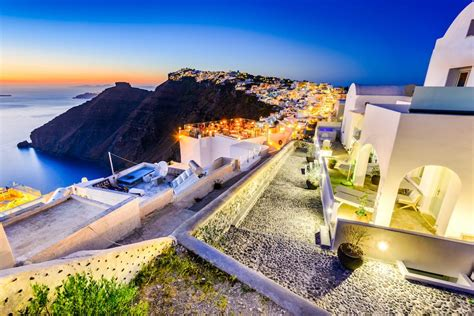 best places to stay santorini where to stay in santorini greece