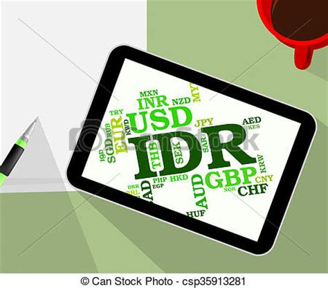 file indonesian rupiah idr banknotes jpg wikipedia stock illustration of idr currency indicates indonesian