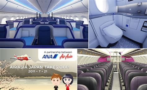 Qatar Airways Interior Airlinetrends 187 Innovative Airlines 2012 10 All Nippon
