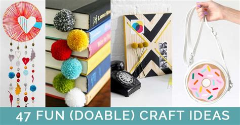 cool craft ideas and easy archives diy projects for