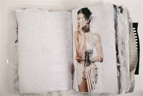 fashion design inspiration ideas creative sketchbook by fashion designer ania leike the