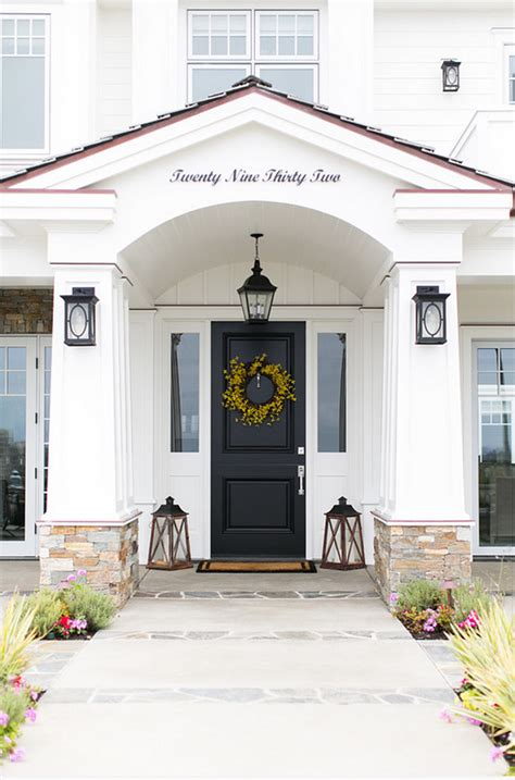 front door lanterns california house designed by brandon architects home bunch interior design ideas