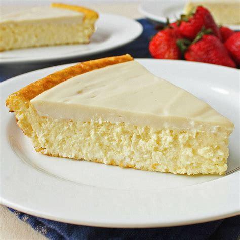 Cheese Cake By Aa Cheesecake Recipe Dishmaps