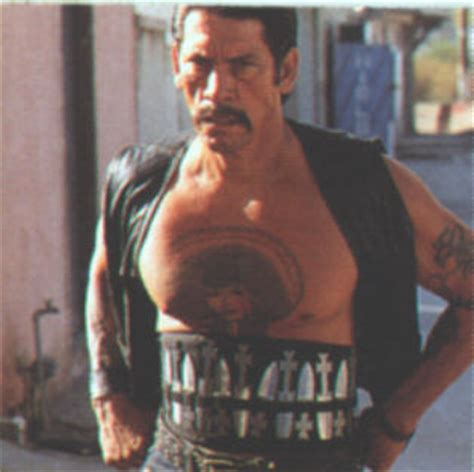 danny trejo chest tattoo danny trejo tattoos fimho