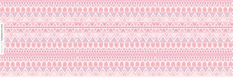 pink pattern header pink aztec pattern twitter header random wallpapers