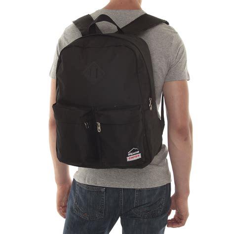alpine swiss major back pack bookbag school bag daypack 1