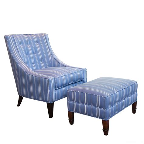 blue chair and ottoman blue chair and ottoman portfolio park avenue sky blue