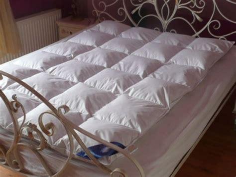 Bettdecke Daunen Oder Federn by Daunen Decke Bettdecke Steppbett Decke Federn 100 Natur