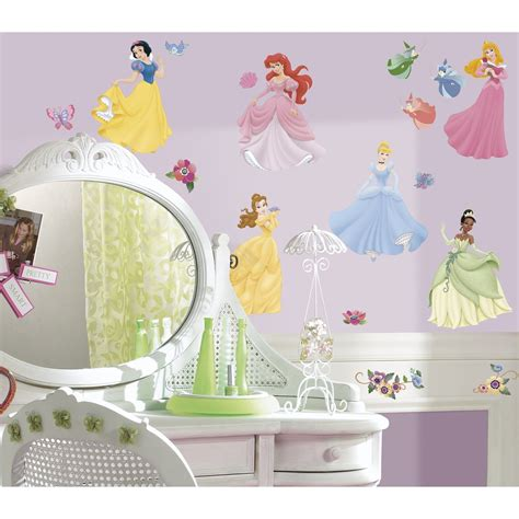princess bedroom wall stickers children s bedroom wall art stickers for boys and girls