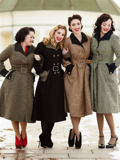 How To Dress Like A Modern Day Bombshell by How To Dress Like A Pin Up In Winter Rebelcircus