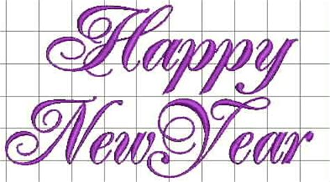 font new year free embroidery designs embroidery designs