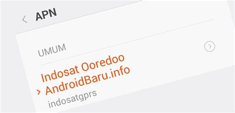 tutorial internet gratis android indosat cara setting internet indosat ooredoo pengaturan apn tercepat
