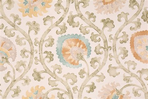 fabricut braemore etonburg printed cotton drapery fabric