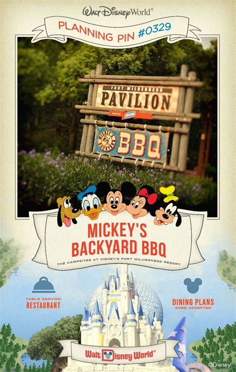 Backyard Bbq Disney World 1000 Images About Disney World Planning Pins On